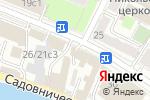 Схема проезда до компании Дельталаб в Москве