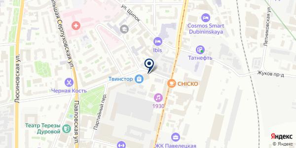 Arredo3 на карте Москве