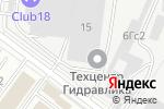 Схема проезда до компании Кирюкан в Москве