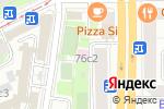Схема проезда до компании Симеко в Москве