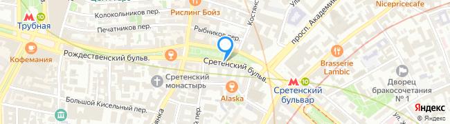 Сретенский бульвар