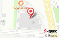 Схема проезда до компании Вира в Москве