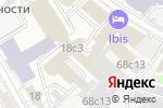 Схема проезда до компании Центр независимой экспертизы в Москве
