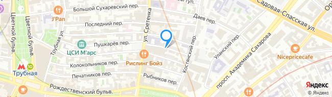 Просвирин переулок