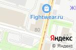 Схема проезда до компании ИСТЛЕС в Москве