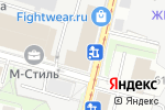 Схема проезда до компании Научно-производственный центр реконструкций зданий в Москве