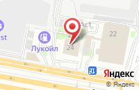 Схема проезда до компании Московское Региональное Управление Инкассации - Филиал Российского Объединения Инкассации (Росинкас) в Москве
