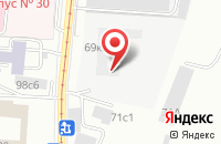 Схема проезда до компании Мобипроф в Москве