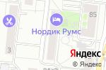 Схема проезда до компании Атберг 98 в Москве
