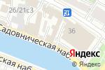 Схема проезда до компании Musical Wave в Москве