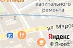 Схема проезда до компании Миобаланс в Москве
