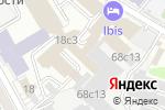 Схема проезда до компании Bonado в Москве