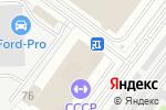Схема проезда до компании FamilyArt в Москве