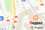 Схема проезда до компании АКБ Металлинвестбанк в Москве