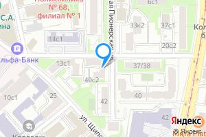Снять комнату в Москве Большая Пионерская ул., 40с1