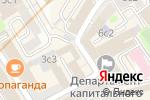Схема проезда до компании Ситикомфорт в Москве