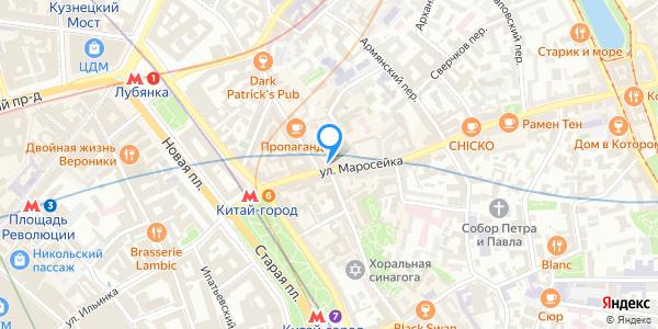 Головной офис банка КБ Юнистрим, ОКВКУ 323