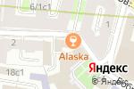 Схема проезда до компании Центр челюстно-лицевой хирургии и имплантологии в Москве