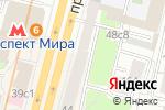 Схема проезда до компании Квестор в Москве