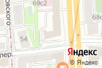 Схема проезда до компании БКС-Инвестиционный банк в Москве