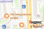 Схема проезда до компании PhotoRigaLand в Москве