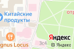 Схема проезда до компании Храм Воскресения Христова при Шереметьевском Странноприимном доме в Москве