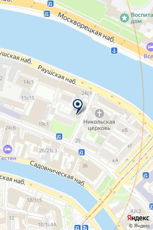 ПТФ АЛЕКСАНДРОВ КЛЮЧ на карте Москвы
