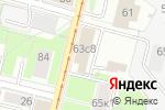 Схема проезда до компании Автоспринт в Москве