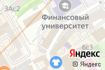 Схема проезда до компании Живая вода в Москве