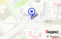 Схема проезда до компании АМБУЛАТОРИЯ ГОЗНАК ОБЪЕДИНЕНИЕ в Москве