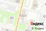 Схема проезда до компании ИллеонСтрой в Москве