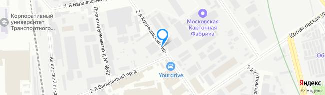 переулок Котляковский 2-й