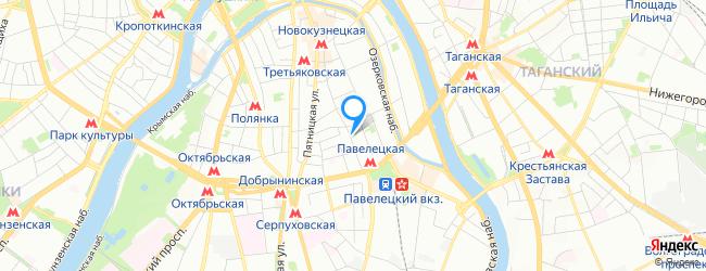 район Замоскворечье