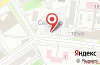 Схема проезда до компании Контрпресс в Москве