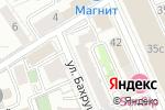 Схема проезда до компании Инкастранс в Москве