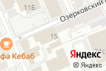 Схема проезда до компании Эколайн в Москве