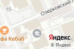 Схема проезда до компании Консалтинг-сервис в Москве
