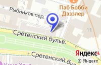 Схема проезда до компании САЛОН МЕБЕЛИ ЕВРОКОМФОРТ в Москве