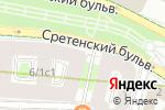 Схема проезда до компании MainRealtor в Москве