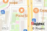 Схема проезда до компании ЦЕНТР ЛИЦЕНЗИРОВАНИЯ, СЕРТИФИКАЦИИ И РАЗРЕШЕНИЙ в Москве