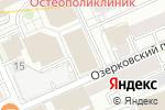 Схема проезда до компании Национальная система платежных карт в Москве