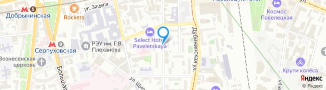 Большая Пионерская улица