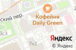 Схема проезда до компании Elysion в Москве