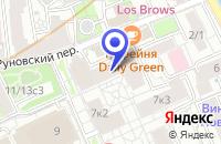 Схема проезда до компании ОБУВНОЙ МАГАЗИН БАЗАР в Москве