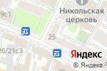 Схема проезда до компании ТТ Сервисес в Москве