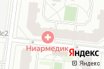 Схема проезда до компании ДокторКлиник в Москве