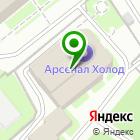 Местоположение компании Кубок Авто