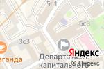 Схема проезда до компании Структура в Москве