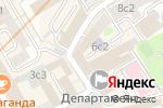 Схема проезда до компании Атомтехэнерго в Москве