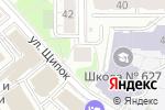Схема проезда до компании Профновации в Москве